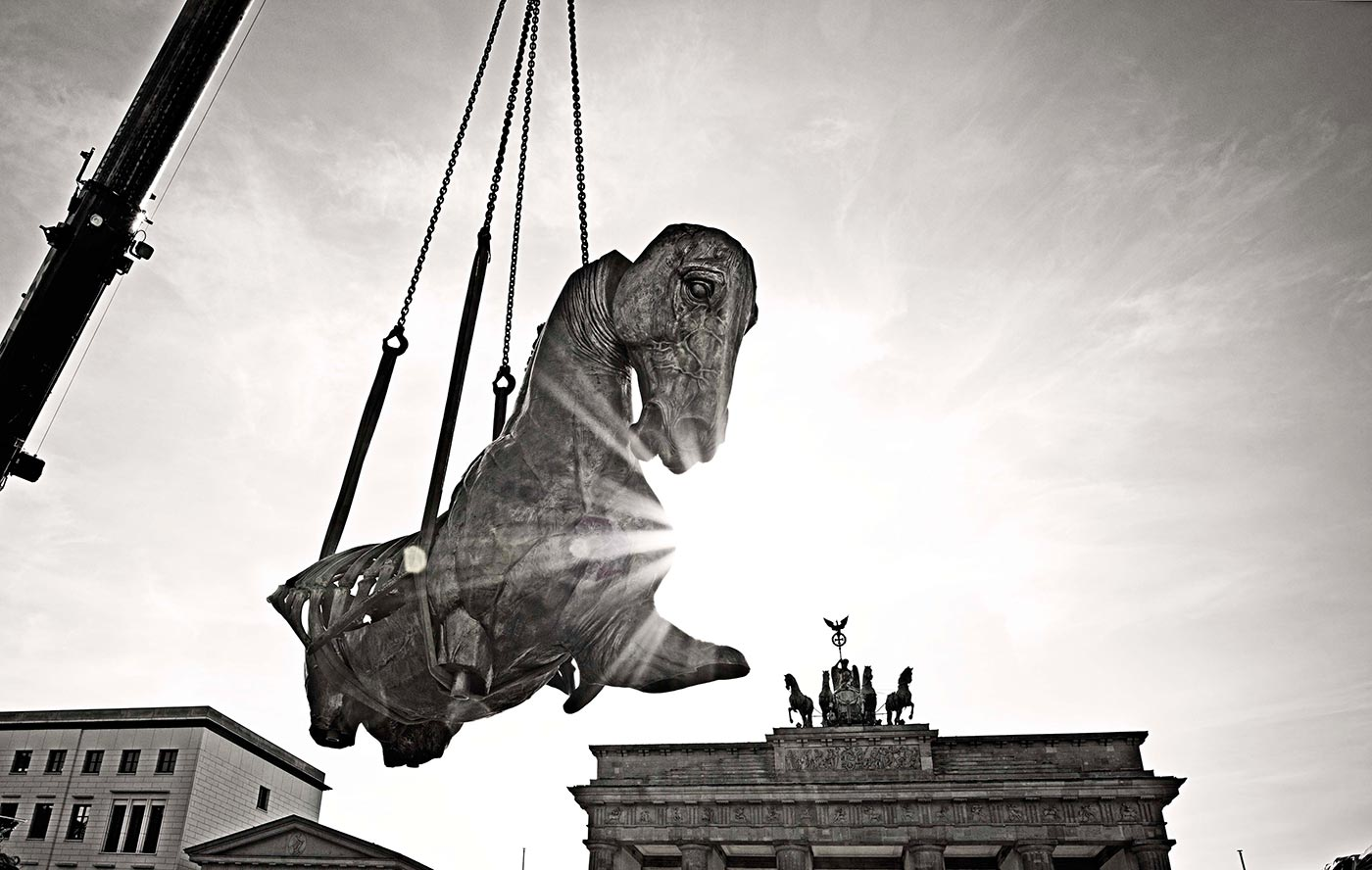 Horse - Berlin - Lapidarium